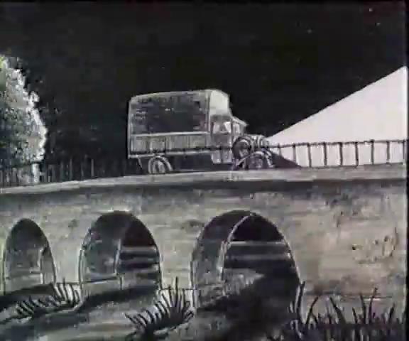 Fotograma da curta 'Os salteadores'